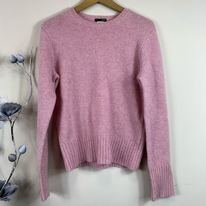 J crew 100% wool sweater